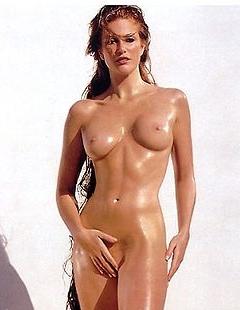 latina high heels naked