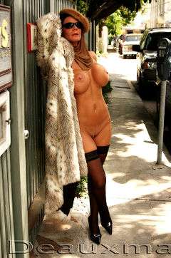 Deauxma engaging in public nudity.jpg