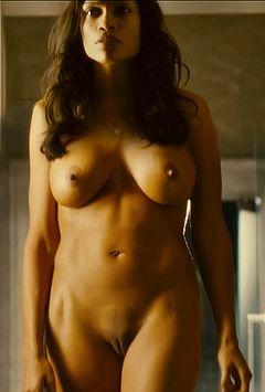 rosario dawson boobs