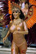 Rio Carnival Dancers Nude