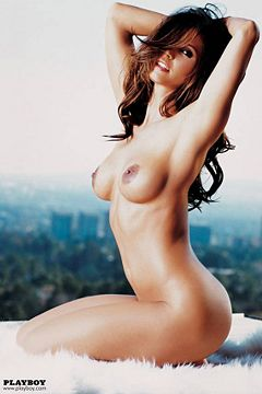 Charisma Carpenter in Playboy (June, 2004)