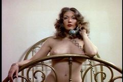 Shari Eubank as SuperAngel in Supervixens (1975)