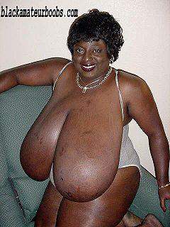 Sally Big Black Boobs