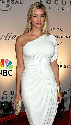 Ivanka Trump - Boobpedia - Encyclopedia of big boobs