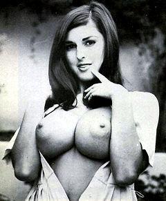 Adrienne stoute vintage models striptease - 3 part 8