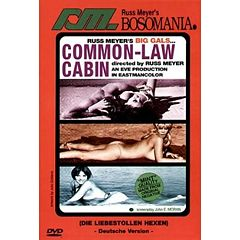 Common Law Cabin Cover - Adele at bottom