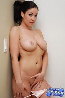 Sweet Krissy Big Boobs