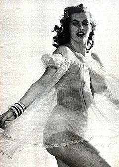 Anita Ekberg Topless