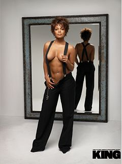 Janet Jackson Photo: Ron Monk
