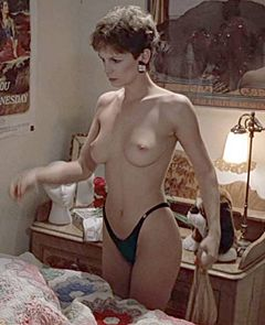 jamie lee curtis breast