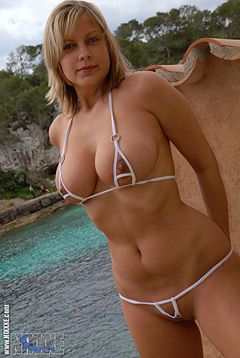 Tits Bikinis Big Tiny