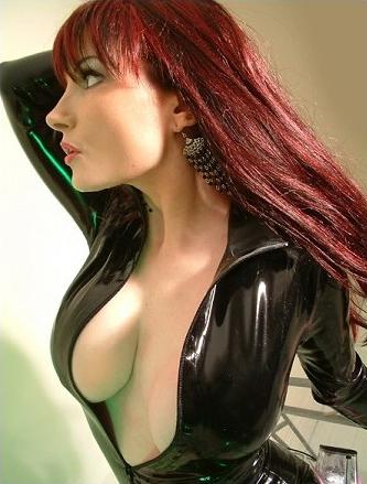 Red heads women nude