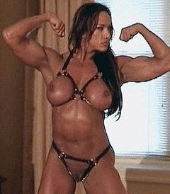 star Muscular female porn