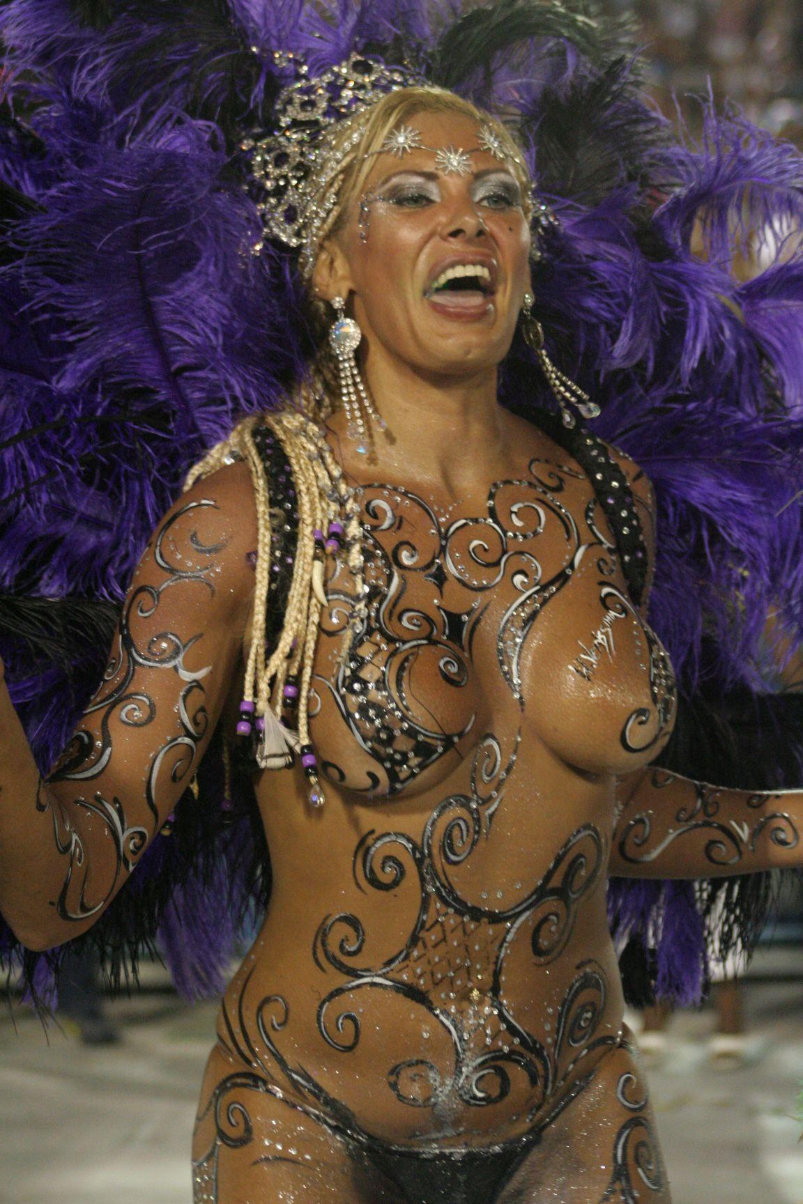 Ххх бразильский карнавал