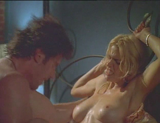 Hudson leick, susan traylor nude in the last hand