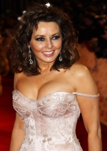Was specially carol vorderman big tits for the