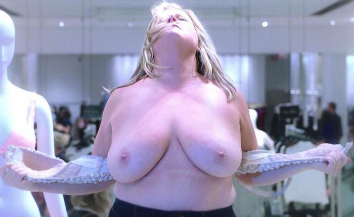 Bridget Everett Topless