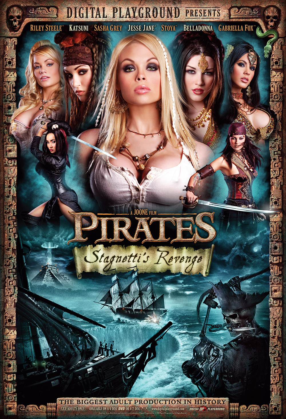 Pirates 2 adult movie hentia films