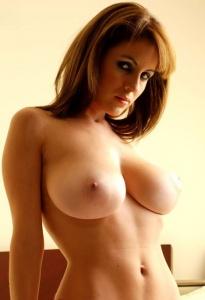glamour models Redhead