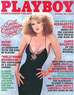 Bernadette Peters Boobs