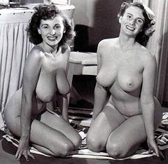 Nude ebony women in showers