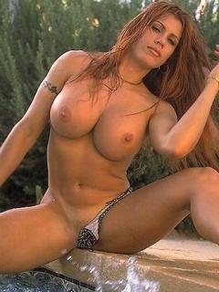 Naked april hunter Amber O'Neal,