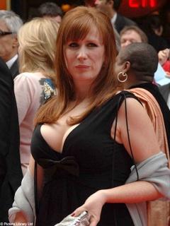 Catherin tate tits