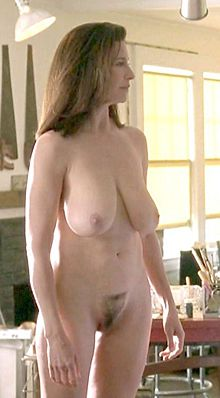 Were Mimi rogers naked