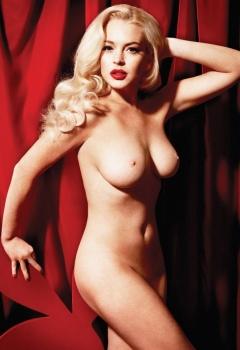 Bikini Naked Lisday Lohan Pics