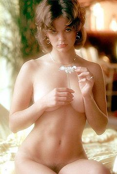naked Nicki thomas
