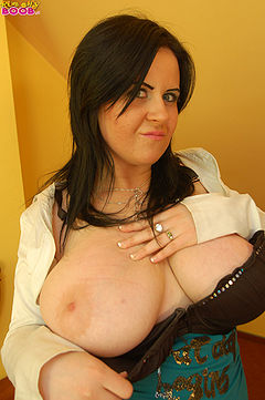 Ildiko rub boob com love