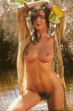 Tied nude girl fucked