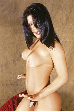 girl Playboy black