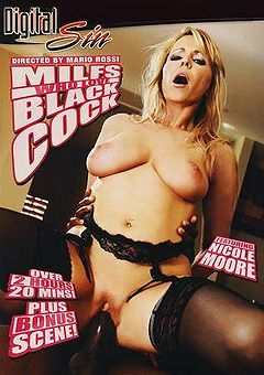 MILFs Who Love Black Cock