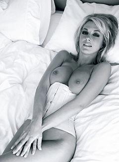 Women s lingerie crotchless