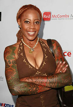 boob debra flash wilson