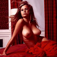 nude michelle Playboy donna