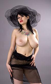 Can people with big boobs get nipple piercings