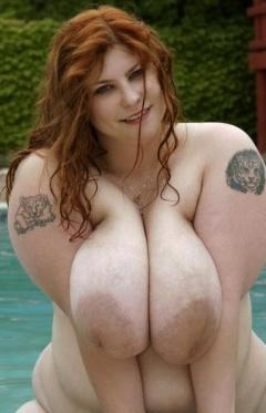 boob clip lanas Big