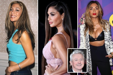 Very pity nicole scherzinger big tits apologise, but