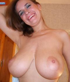 Divine breast photos