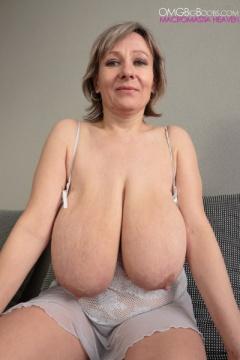 big boobs nude Mature