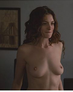 Anne hathaway nude in brokeback mountain
