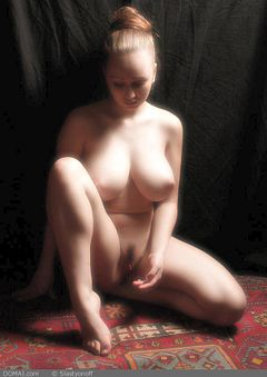 Women average breast size