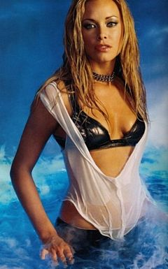 Kristanna loken boob pics