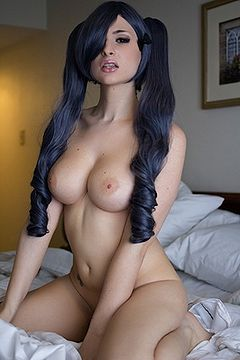 naked asian women