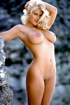 Was anna nicole smith a porn star