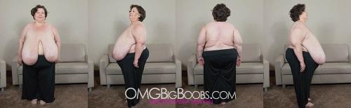 Karola big boob model