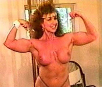 names Female muscle pornstars